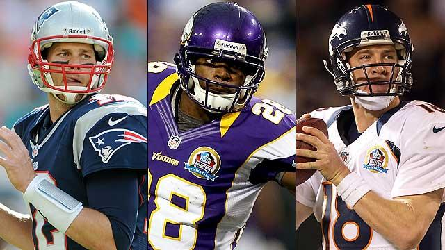 Who should be NFL MVP?