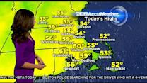 WBZ AccuWeather Morning Forecast For April 27