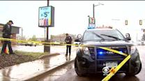 Search On For Man Accused Of Injuring Sheridan Officer While Fleeing