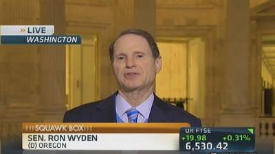 Want tax reform? Include the middle class: Sen. Wyden