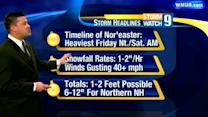 Video: How to prepare for major Nor'easter