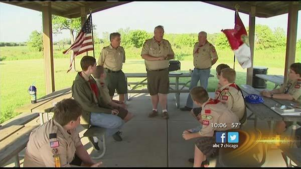 Crystal Lake church evicts Boy Scouts over policy allowing gay scouts