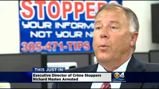MD Crime Stoppers Executive Director Arrested