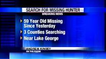 Hunter missing in Yazoo County