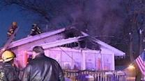 Neighbor Helps Disabled Man Escape House Fire