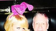WOWtv - Paris Hilton Dons Sexy Bunny Costume For Easter at the Playboy Mansion