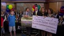 St. Jude Dream Home given away