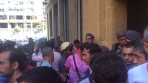 #Youstink Protesters Storm Ministry of Environment Building in Beirut