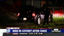 Man Takes Down Armed Suspect During Police Chase