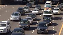 Memorial Day weekend brings heavy traffic to Chicago