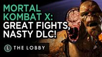 Mortal Kombat X: Great Fights, Nasty DLC - The Lobby