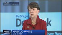 SEC's White: Insider trading decision 'narrow view' of la...