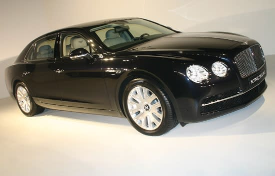 photo 3: 奢華巨艦 Bentley New Flying Spur 1380萬起上市