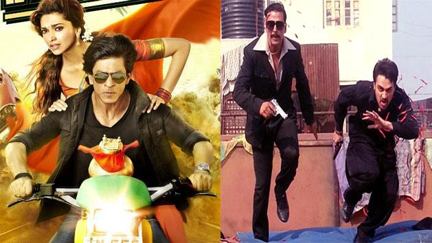 OUTIMA shifts release for Chennai Express