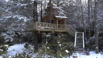 'Treehouse Masters Season 3 (repackage)': Time Lapse: Ultimate Giveaway Treehouse