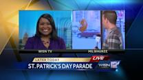 Downtown Milwaukee's St. Patrick's Day Parade Preview