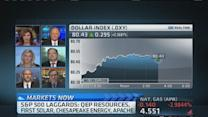 Closing Bell Exchange: Stocks influencing bonds