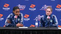 Moore and Whalen Press Conference
