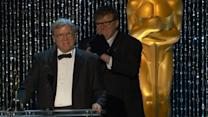 Academy Holds Governors Awards