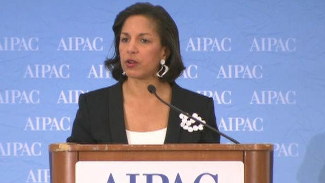 House GOP formally oppose potential nomination of Amb. Rice