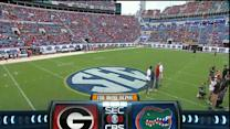 11/02/2013 Georgia vs Florida Football Highlights