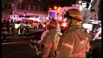 Stairway collapses during East Village party