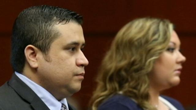 Zimmerman's Wife: Profiling 'Just Not His Way'
