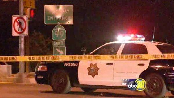 Fresno transient hit and killed by bus