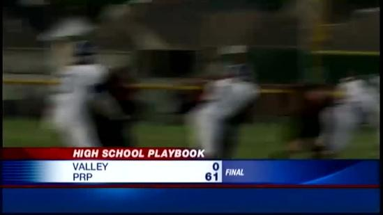 PRP smashes Valley in shutout