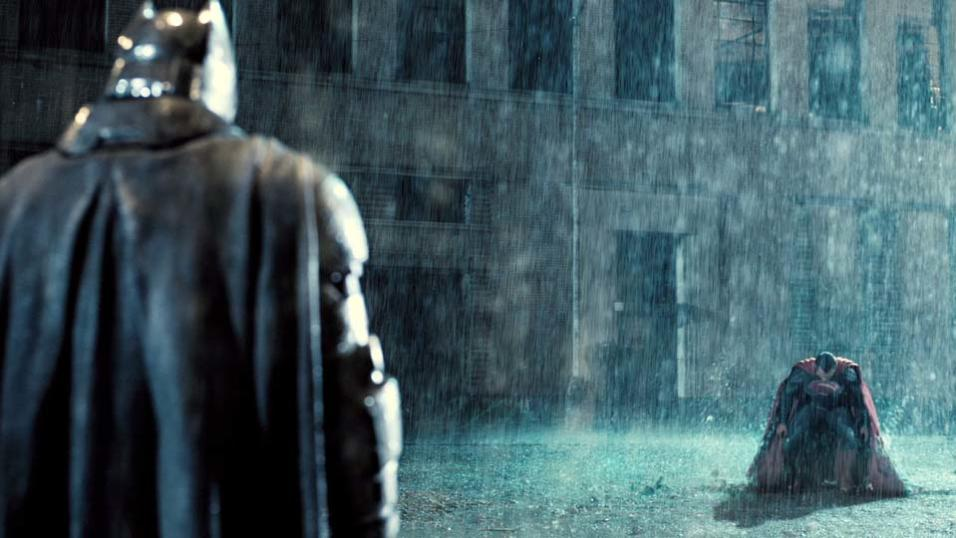 Why The Batman v Superman Synopsis is Terrible