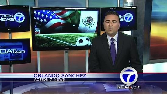 Albuquerque to host international soccer match
