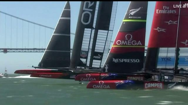 San Diego Bids For The America`s Cup