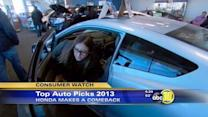 Top 10 cars for 2013 doesn't include American cars