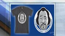 T-Shirts made to honor Charles Ramsey