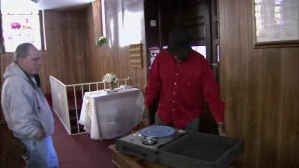 Good Samaritan helps burglarized Camden church