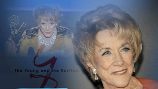Jeanne Cooper from 'Young and Restless' Dies