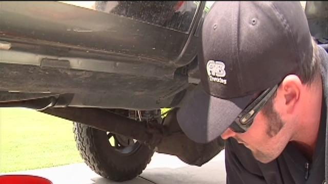 Bakersfield police seeing uptick in fuel thefts