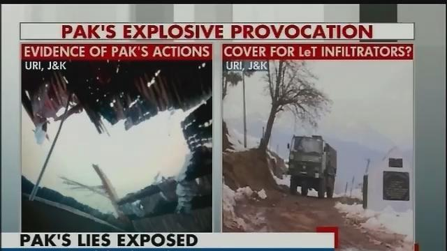 Dual standards exposed: Pakistan damaged houses on the Indian side of LoC