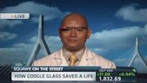 How Google Glass helped save a life