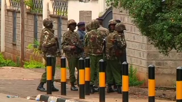 Mall standoff enters fourth day as Kenyans seek answers