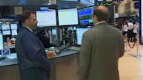 Russia, Iraq push Dow to three-month low