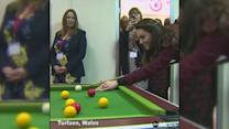 Princess Kate holds first official engagement with Action for Children