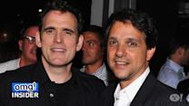 'The Outsiders' Reunite! Ralph Macchio and Matt Dillon Party 30 Years Later