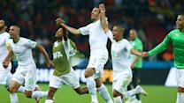 Mourinho on Algeria's chances to advance