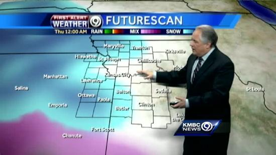 Winter storm warning goes into effect tonight