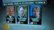 Nobel Prize in economics goes to three Americans