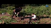 Annual Harvest of the White House Kitchen Garden