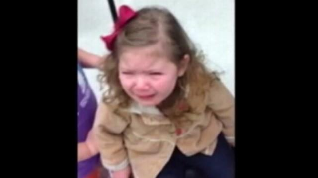 Girl in Wheelchair, 3, Detained by TSA: Caught on Tape