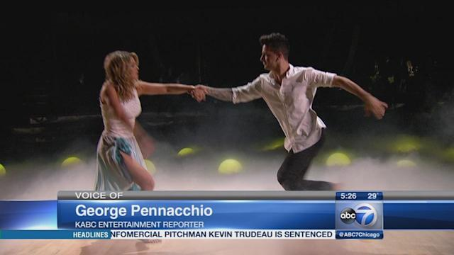'Dancing With the Stars' premiere: Billy Dee Williams at bottom
