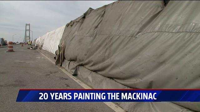 Why Has It Taken 20 Years to Paint This Bridge?